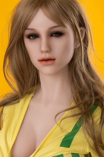 Albinka: adult doll