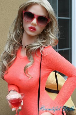 HR Charlo TPE Sex Doll
