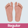 Regular foot